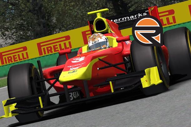 VRC.ONE технический партнер Isolation Racing Series