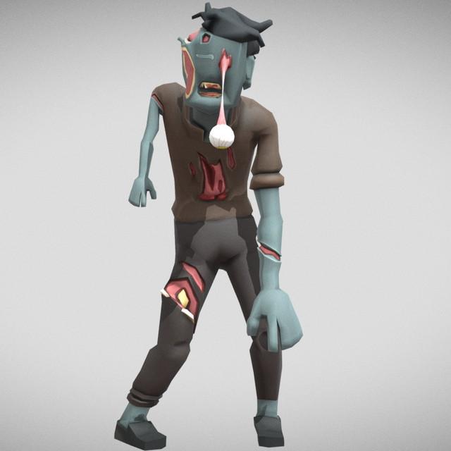 Animated Zombie's icon