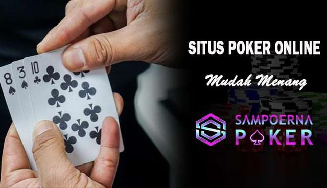 Poker Mudah Menang