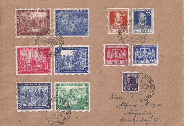 1948-06-22-All-BIZ-ZF-I-Kontrollrat-Hv-Stephan-Messemarken-48-Pf-Friedberg-V