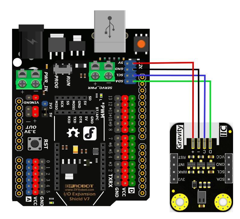 Gravity-CCS811-Air-Quality-Sensor-Connection-Diagram-SEN0318