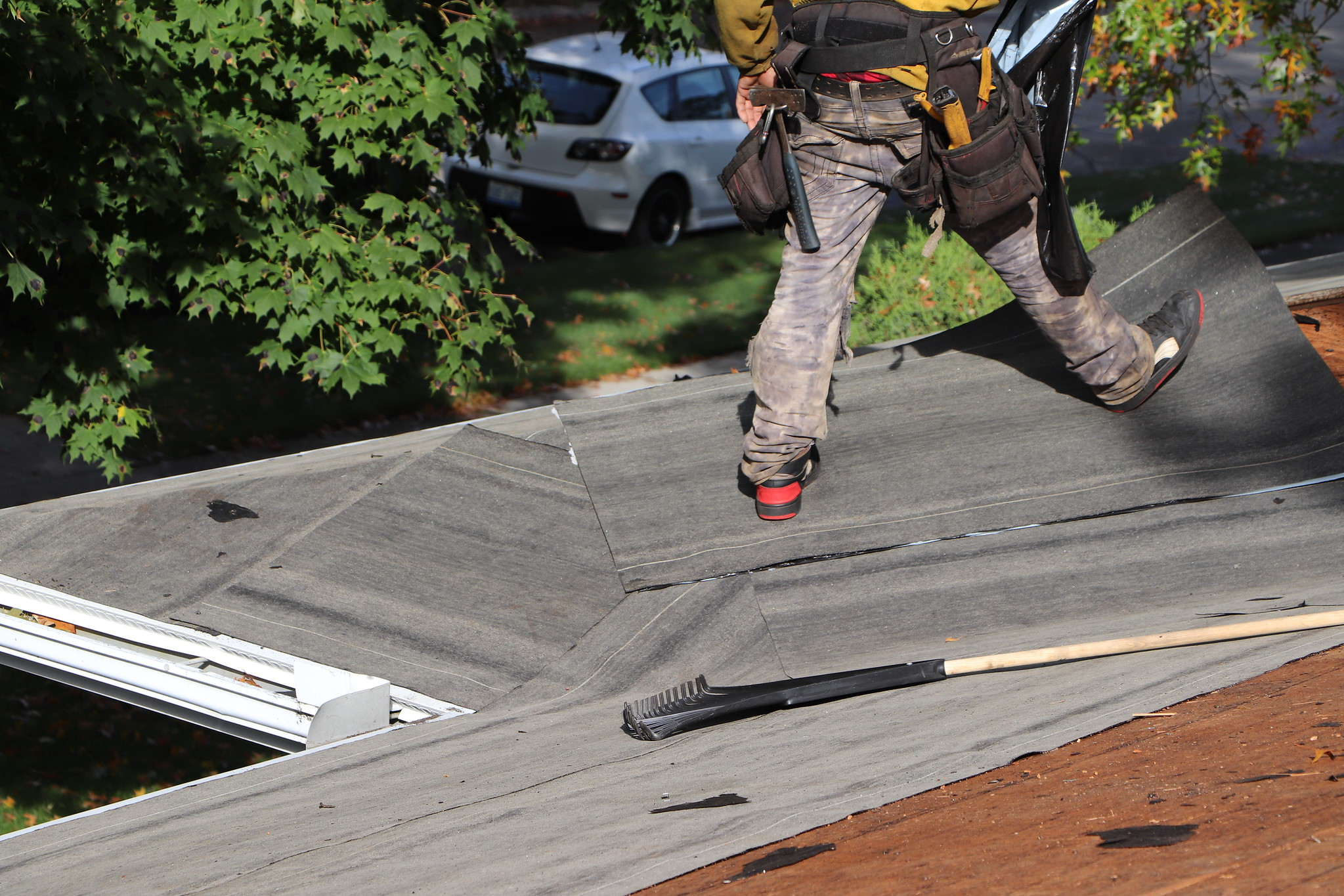 Roof repair Bloomfield Mi