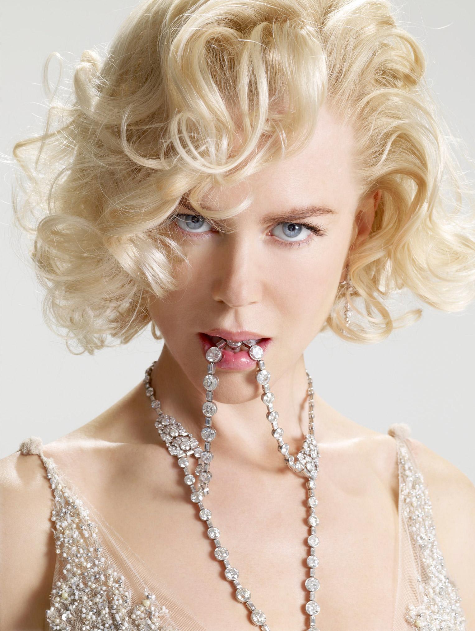 Николь Кидман в журнале Harpers Bazaar Австралия / фото 07