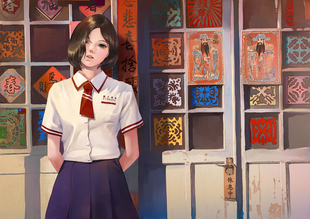 Topics tagged under 西尾維新 on 紀由屋分享坊 Artists-in-Taiwan-80
