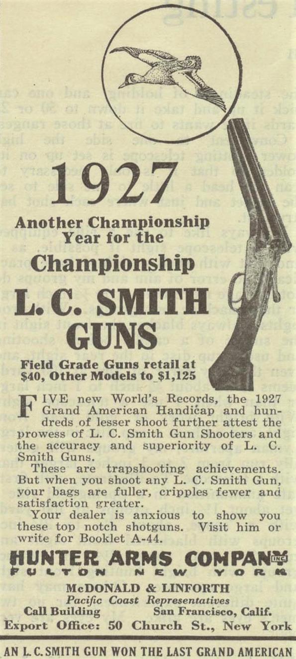 1927-Championships