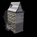 (69) Paquete de Edificios Bristrer Bristrer-ofice