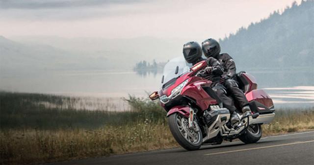 Daftar Periksa Sepeda Motor Untuk Perjalanan Jarak Jauh