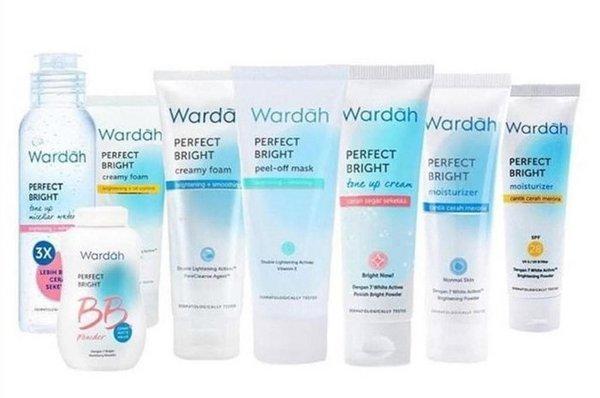 Wardah Perfect Bright Series