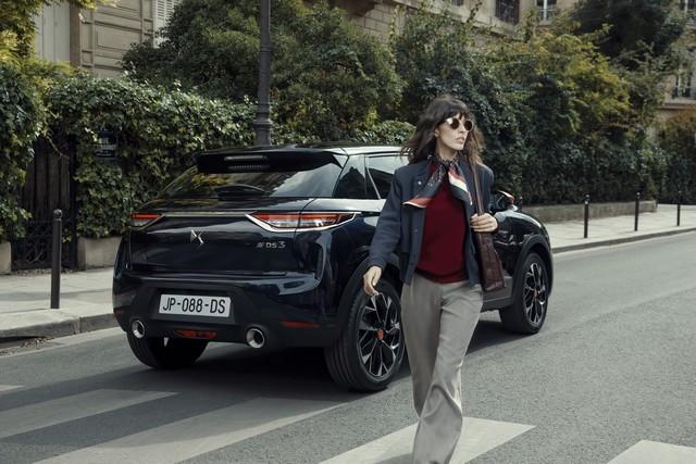 DS 3 Crossback Ines De La Fressange Paris : Collection Exclusive 2020-DS3-CB-V0050