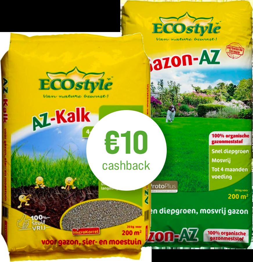 Ecostyle Cashback Gazon-az kalk-az