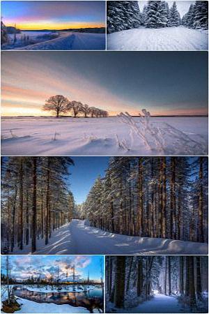 Winter wallpapers (Part 62)