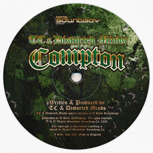 TC & Distorted Minds / Heist & Studio 12 - Compton / Creeping Dub