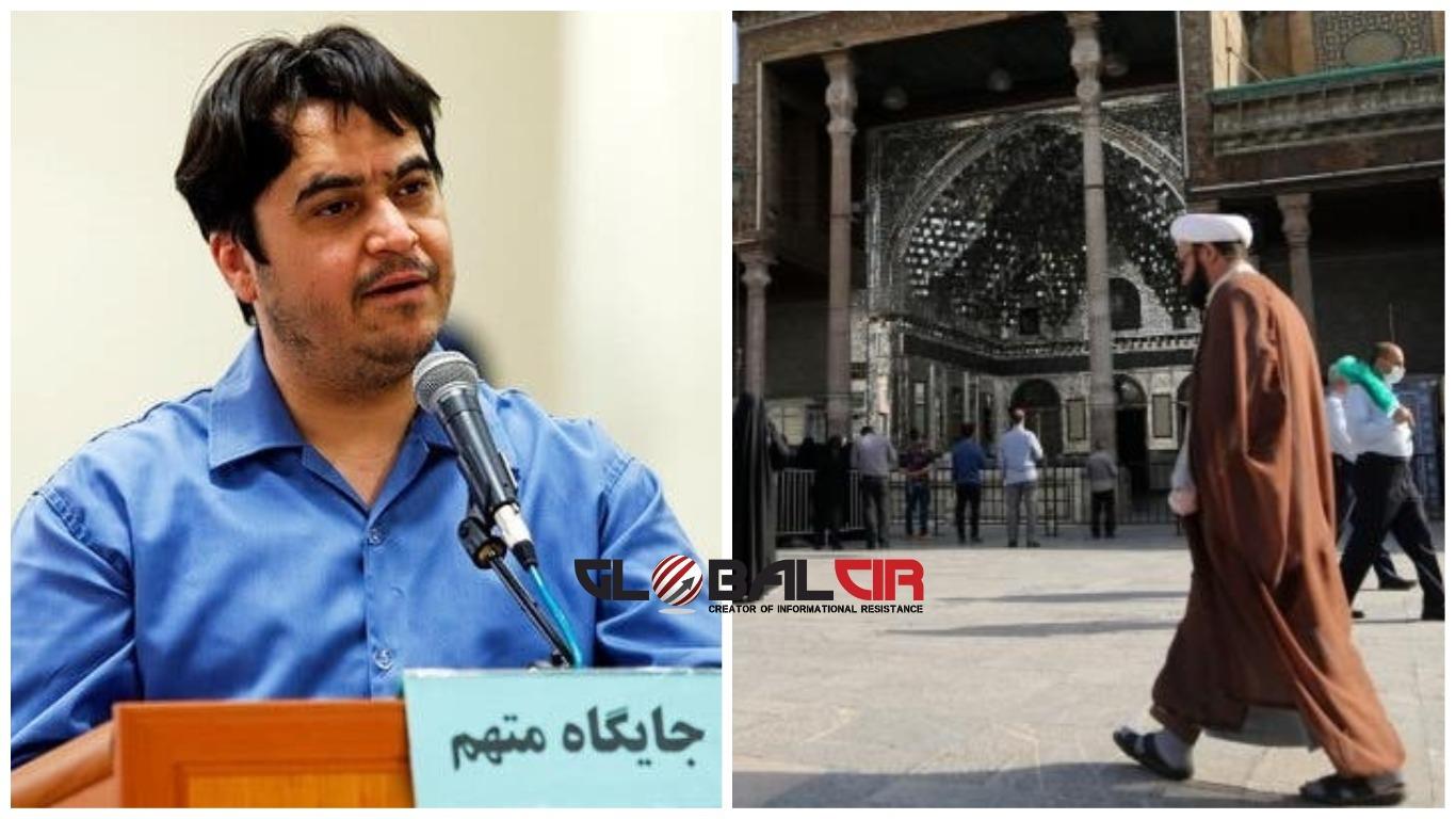 KADA HODŽE UPRAVLJAJU DRŽAVOM: Iranski sud osudio novinara na smrt zbog 'širenja zabluda'