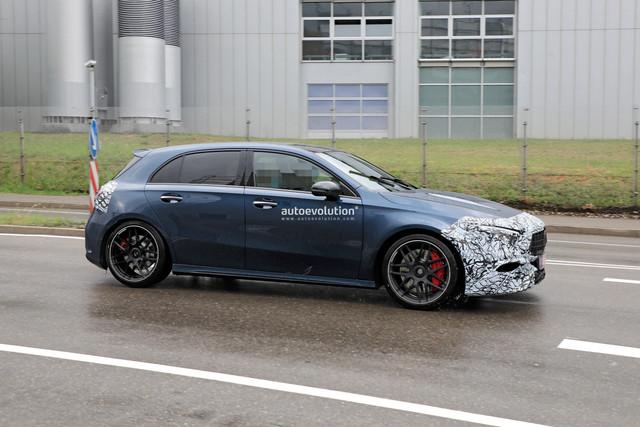2022 - [Mercedes-Benz] Classe A restylée  4093-E191-C7-FD-41-CA-BA94-C8606311-F9-B5