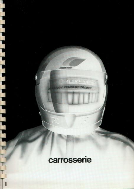 Catalogue PTS pièces compétition - 205 GTI 1600-1900 gr. N/A PTS-Carrosserie