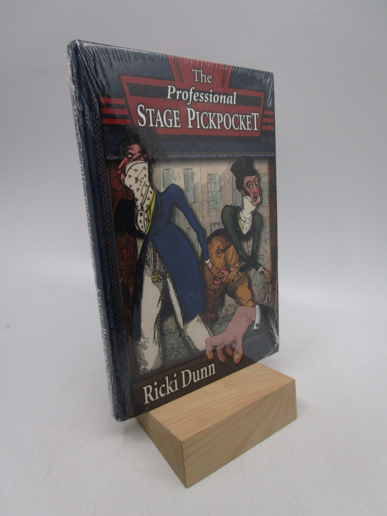 Image for The Professional Stage Pickpocket (New First Edition)