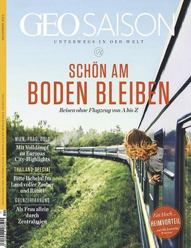 Cover: Geo Saison Das Reisemagazin No 11 November 2021
