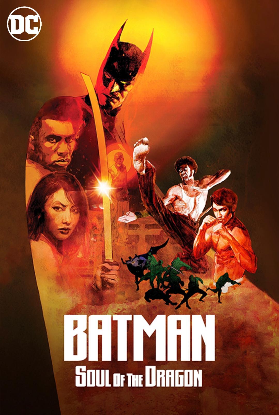 Batman Soul of the Dragon (2021) English 720p WEB-DL x264 AAC 700MB Download