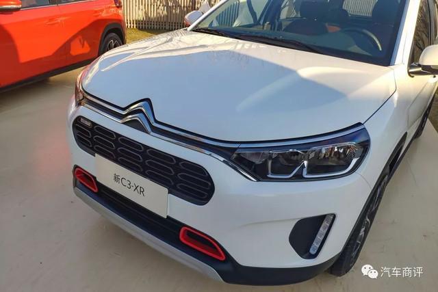 2014 - [Citroën] C3-XR (Chine) - Page 17 A3