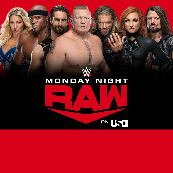 WWE Monday Night Raw 28th September 2020 Download