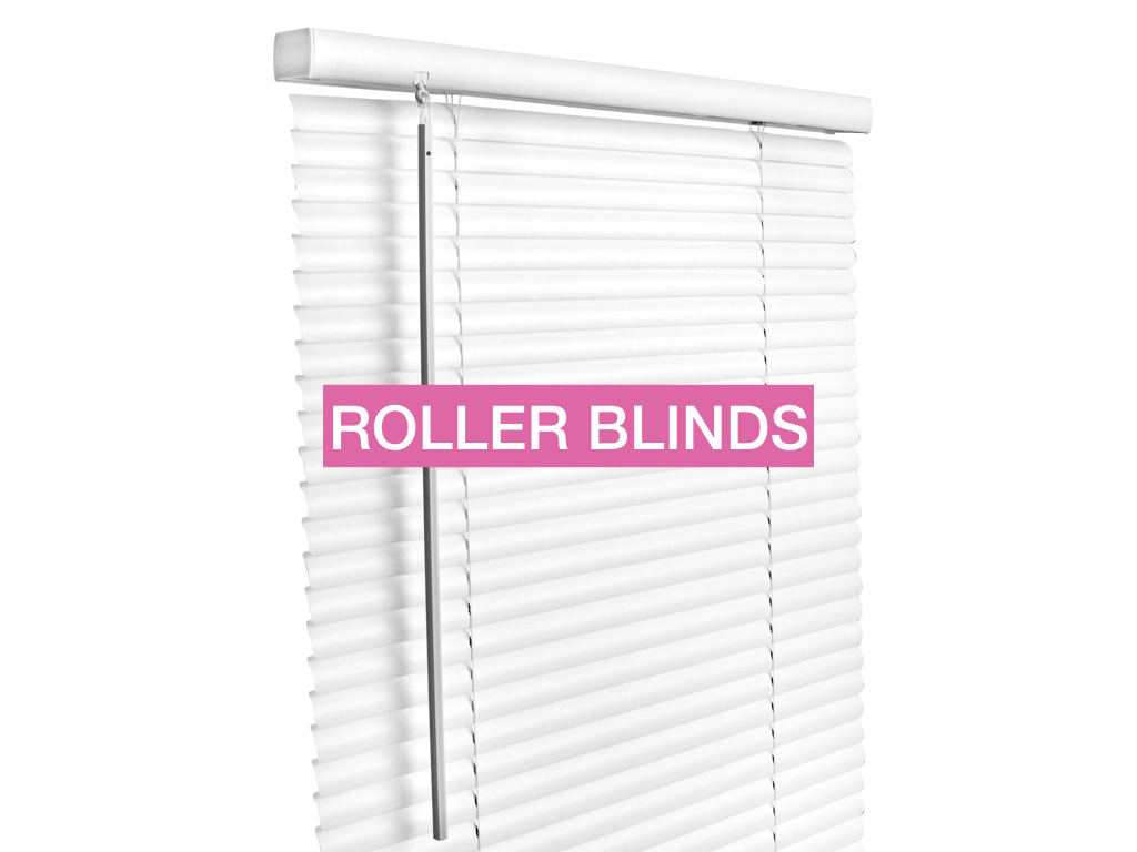 image of indoor roller blinds