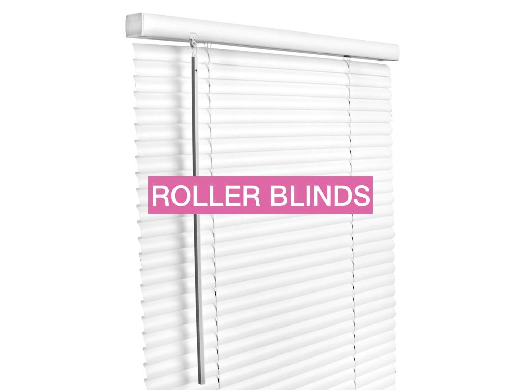image of indoor roller blinds