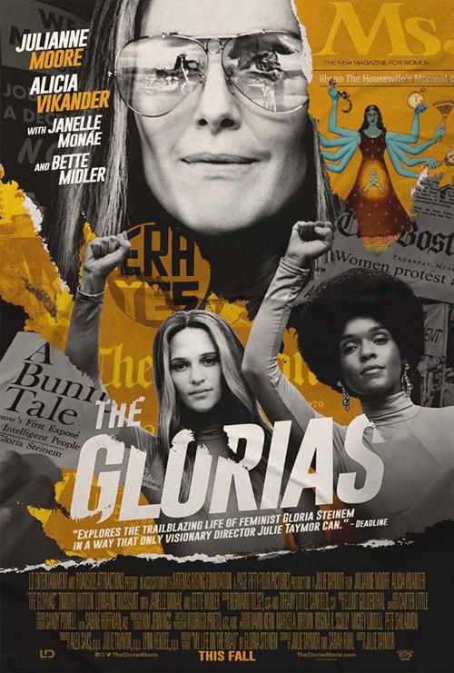 The Glorias | 2020 | m720p - m1080p | WEB-DL | Türkçe Altyazılı | Tek Link