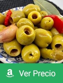 comprar olivas gordales aliñadas, aceitunas gordales aliñadas, aceitunas sevillanas, aceitunas gordas aliñadas