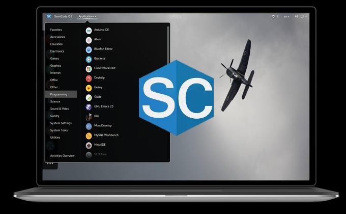 ¿Qué es la distro de Semicode OS?