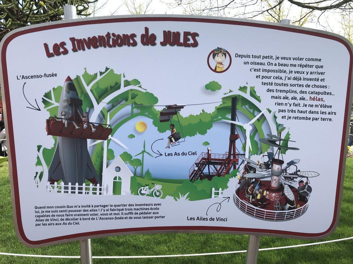 Les Inventions de Jules : les Ailes de Vinci, les As du Ciel, L'Ascenso-fusée, le Bric à broc de Jules Futuropolis-Les-Inventions-de-Jules