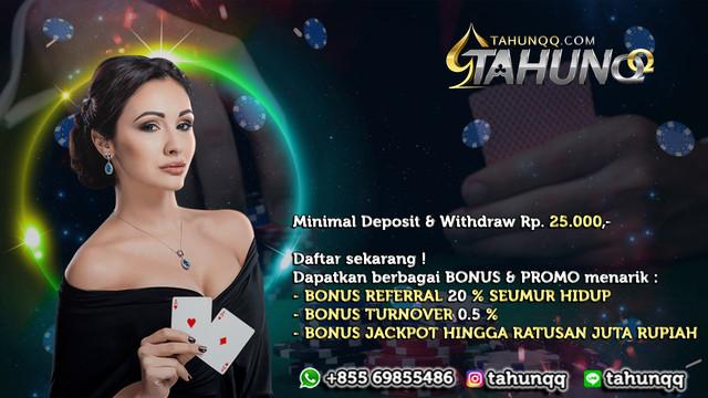 TahunQQ | Agen Judi Poker Domino Online Terbaik & Terpercaya di Indonesia Tahunqq-68