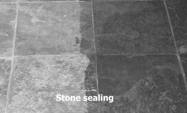 stone sealing image