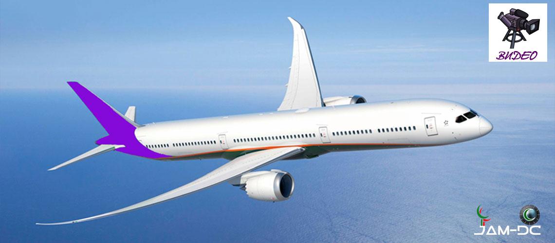 Пилот принял Ислам на высоте 5 км