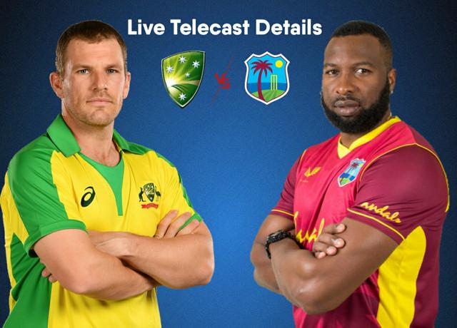Watch Australia vs west indies live streaming online free