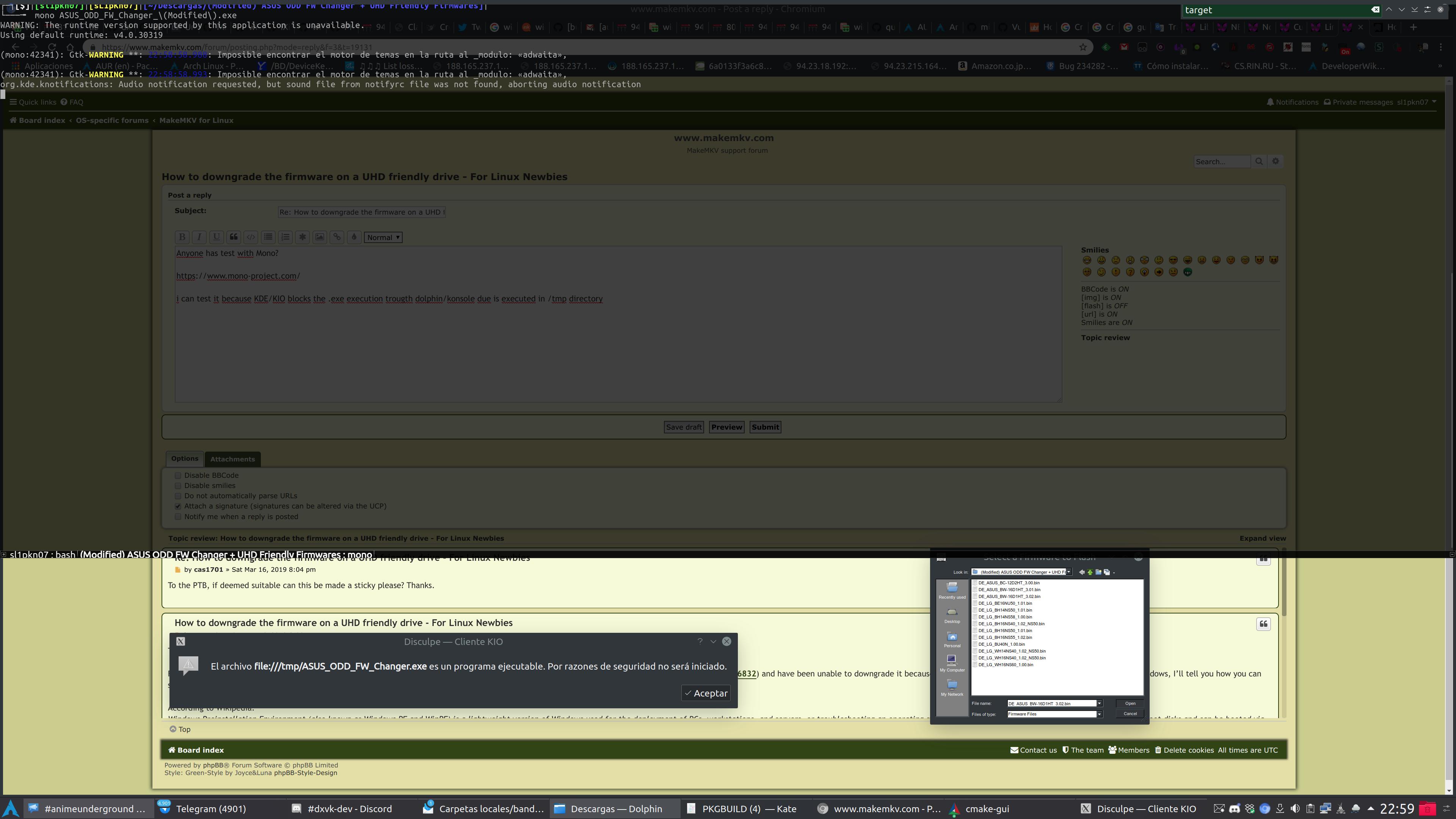 NEW OPTION: 'UHD Friendly' Firmware Downgrade / Cross-Flash Using