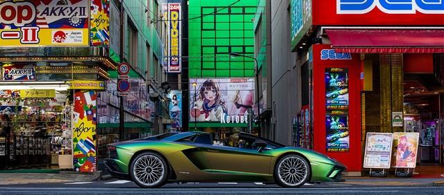 Le projet «Avec l'Italie, pour l'Italie» de Lamborghini atteint l'Asie-Pacifique Lamborghini-with-cover