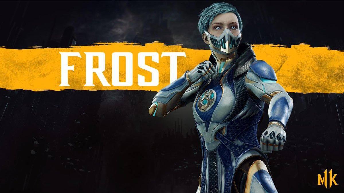 Mortal Kombat 11 Как разблокировать Frost'a