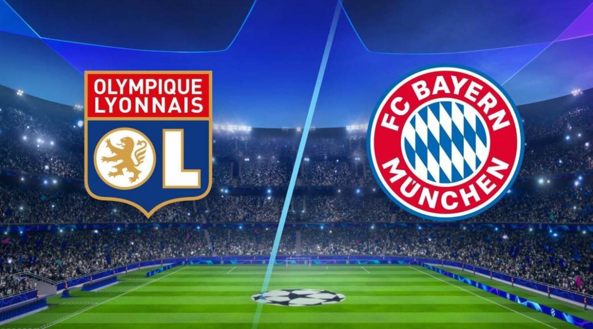Dove vedere LIONE BAYERN MONACO Streaming Gratis Online | Semifinale Champions League