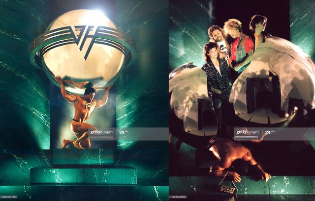 Los-Angeles-CIRCA-1986-Music-legends-Van-Halen-pose-for-their-5150-album-cover-in-Los-Angeles-Califo