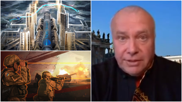 """Рар: не знаю, может ли Германия повлиять на Украину в Донбассе / Коллаж: ФБА """"Экономика сегодня"""""""