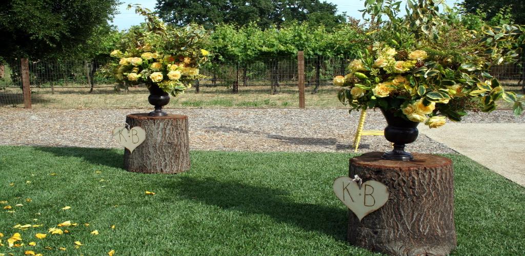 DEF Anniversary Wedding Decorations