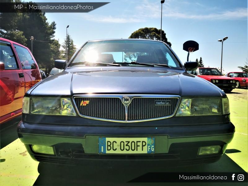2019 - 19 Maggio - Raduno Auto d'epoca - Nicolosi Lancia-Dedra-HF-Turbo-2-0-162cv-93-BC030-FP-1
