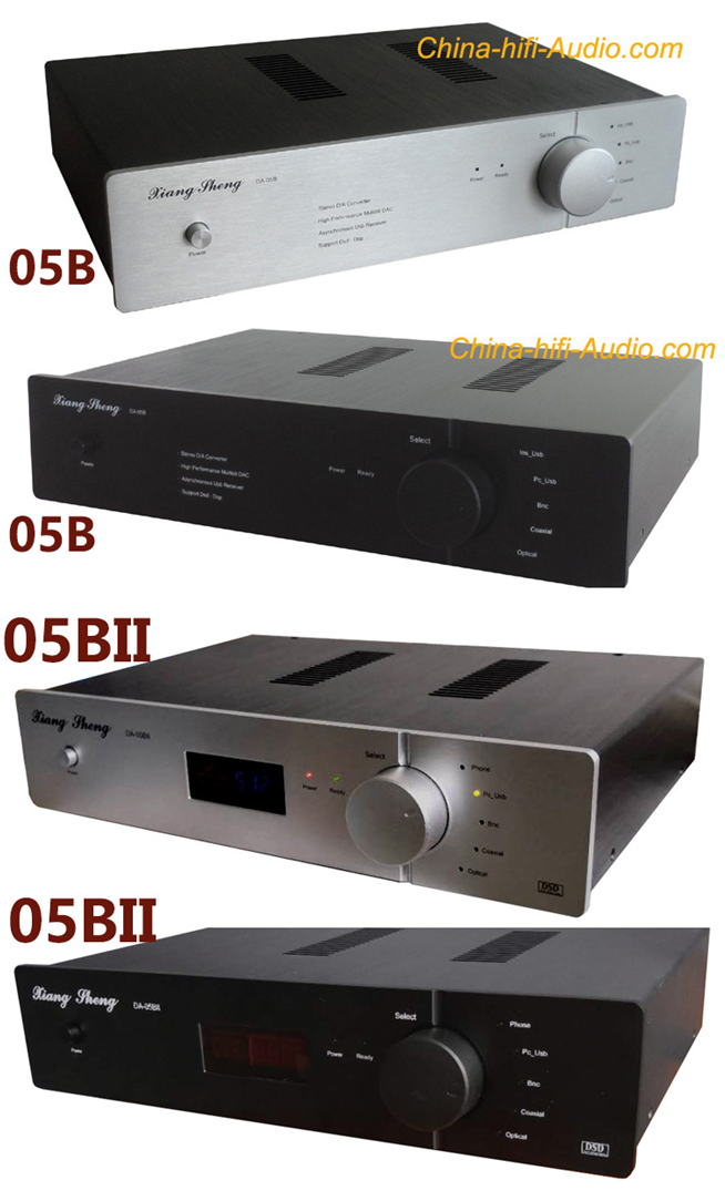 Some Updated Xiangsheng Preamp and DAC Products Now Available in Online Stock of China-hifi-Audio