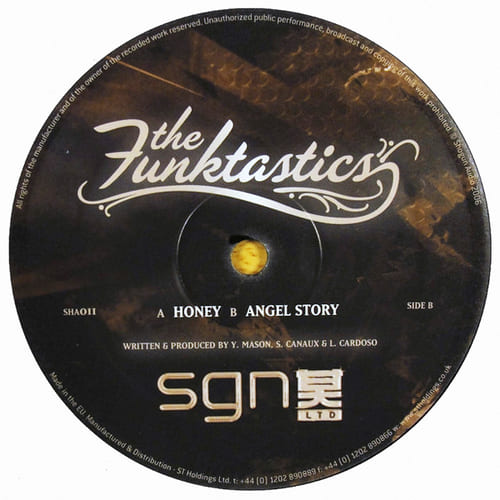 Download The Funktastics - Honey / Angel Story mp3