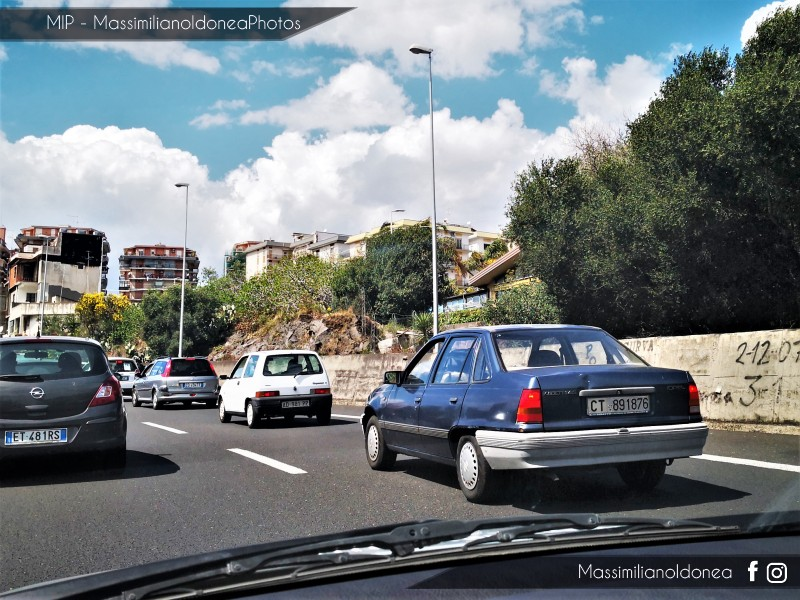 avvistamenti auto storiche - Pagina 23 Opel-Kadett-1-4-75cv-89-CT891876-1