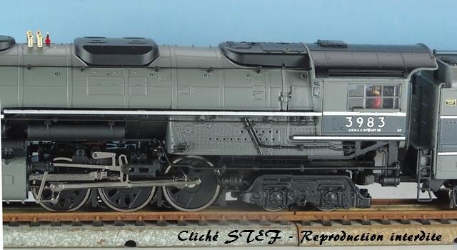 Modèles de l'Union Pacific MTH-Challenger-3983-DSC00389