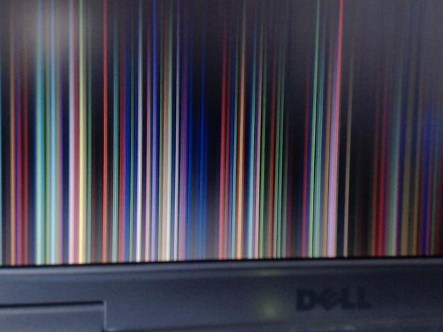 SOLVED ] Old Laptop Display Problem