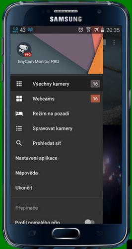 tinyCam Monitor PRO for IP Cam - Stránky 12 - Warez Mobile Forum