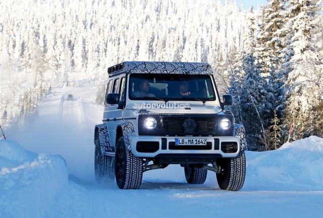 2017 - [Mercedes-Benz] Classe G II - Page 10 2-D69-FABE-FCB1-4-EAF-AFA5-89606-ED798-A9