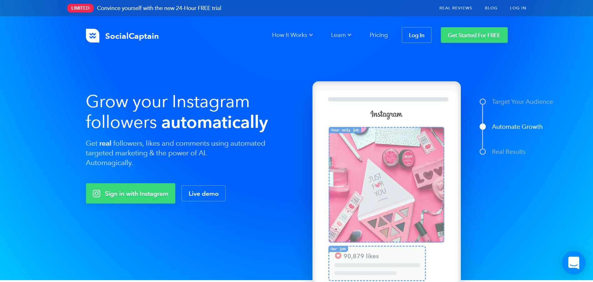 Instagram Followers Software